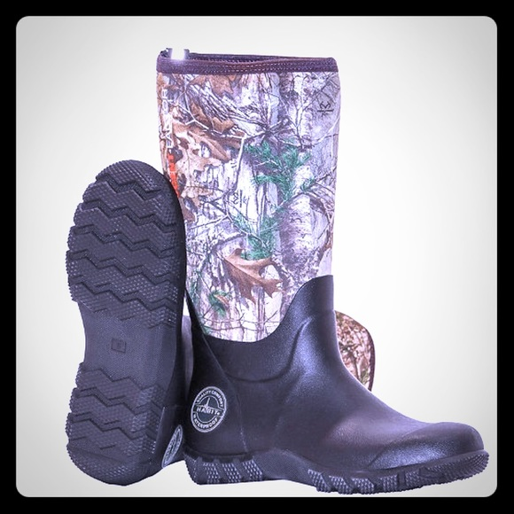 6f9210df3dc Habit Youth All Weather Waterproof Hunting Boots NWT